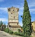 Torre del Pian dell'Isola in Rignano sull'Arno risalente all'anno 1100 D.C. circa.jpg