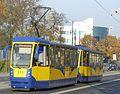 Torun tram 213 Odrodzenia.JPG