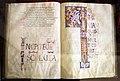 Toscana occidentale, biblia sacra (vangeli), 1225-50 ca. pluteo 5 dex 7, 01.jpg