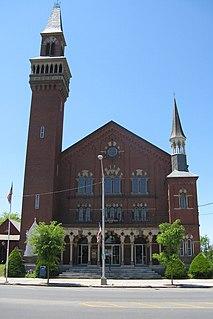 Main Street Historic District (Easthampton, Massachusetts) United States historic place