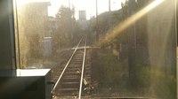 File:Toyama Chihō Railway Main Line 2014-11-27 15-49-11 Shinjo Tanaka Station - Inarimachi Station.webm