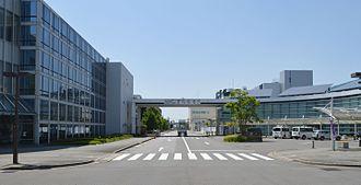 Toyota Auto Body - Fujimatsu plant