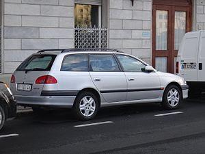 Toyota Avensis - Wagon (pre-facelift)