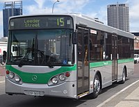 Transperth Volgren CR225L bodied Mercedes-Benz O405NH diesel (01) (cropped).jpg