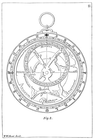 A Treatise on the Astrolabe - Image: Treatise on the Astrolabe 2
