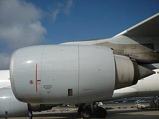Rolls-Royce Trent 500 1990s British turbofan aircraft engine