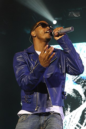 Trey Songz - Songz performing at the Supafest in April 2012.