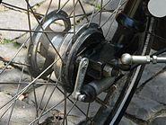 Trommelbremse Fahrrad