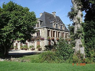 Gourin - The Manor of Tronjoly