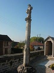 croix de cimetière de Trouans