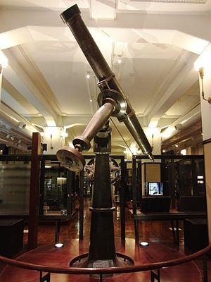 Troughton & Simms - Image: Troughton Astronomical Telescope 2