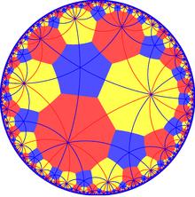 truncated order 6 hexagonal tiling revolvy