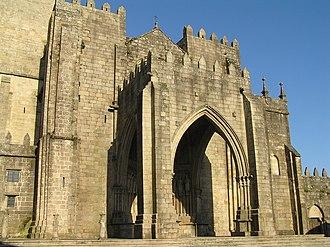 Tui, Pontevedra - Tui Cathedral