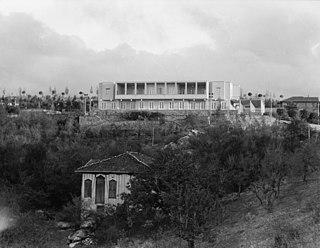 Çankaya Mansion Turkish government residence