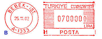 Turkey stamp type FB6B.jpg