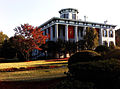 Tuskegee University's Presidents House -Grey Columns.jpg