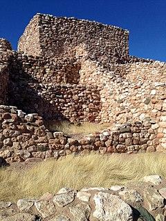 Tuzigoot National Monument national monument in Yavapai County, Arizona