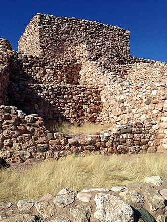 Tuzigoot National Monument - Image: Tuzigoot December 2013 1