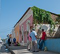 Typical houses colonial Porlamar, Margarita Island 2.jpg