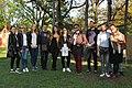 Učesnici Vikilajva 2019 na Kalemegdanu 01.jpg