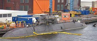 Type 212 submarine - U32