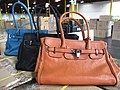 U.S. Customs & Border Protection Seizes More Than $14M of Fake Handbags in L.A. (8547859467).jpg