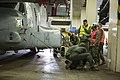 U.S. Marines load MV-22 Ospreys onto commercial ship 170114-M-VA786-031.jpg