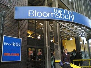 Bloomsbury Theatre theatre in London, England
