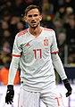 UEFA EURO qualifiers Sweden vs Spain 20191015 Fabian Ruiz 6 (cropped).jpg