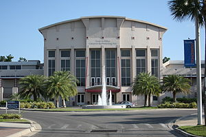 Curtis M. Phillips Center for the Performing Arts - Image: UF Phillips Center