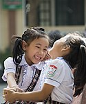 USAID Supports School-based Eye Care in Phuc Tho, Hanoi (30274878835).jpg