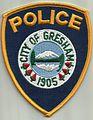 USA - OREGON - City of Gresham police.jpg