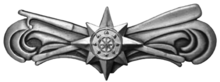 Boat Force Operations Insignia - Basic