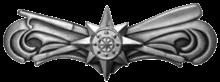Boat Force Operations Insignia - Basic