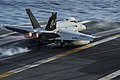 USS Dwight D. Eisenhower conducts flight operations. (8560373428).jpg