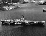 USS Essex (CVS-9) at Saint Thomas, U.S. Virgin Islands, 14 December 1962 (NNAM.1996.488.242.047).jpg