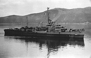 USS <i>Otterstetter</i> (DE-244)