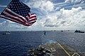 USS Peleliu participates in RIMPAC 2014. (14592867308).jpg