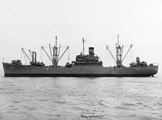 <i>Andromeda</i>-class attack cargo ship type of attack cargo ship produced in the 1940s