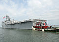 US Navy 100827-N-6764G-153 The amphibious transport dock ship USS Ponce (LPD 15) departs Naval Station Norfolk for Pakistan to help provide relief to flood-stricken regions.jpg