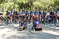 US Navy 111025-N-DD445-006 More than 200 cyclist, injured veterans and their supporters prepare to start the Ride 2 Recovery Florida Challenge.jpg