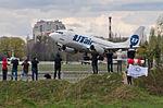 UTair Aviation Boeing 737-500 at Kiev Zhulyany.jpeg
