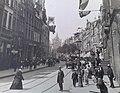 Ulica Długa, Główne Miasto, Gdańsk, Polska - 1906.jpg