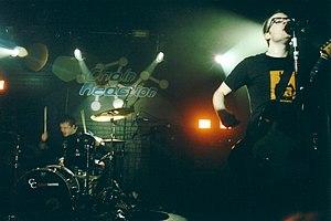 Ultimate Fakebook - Ultimate Fakebook performing at Chain Reaction in 2003