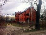 Unfinished house No.163 at Gagarina Street in Kaliningrad.jpg
