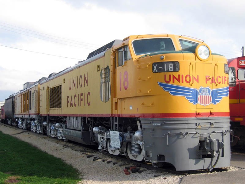 Union Pacific 18