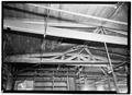 Unique roof truss building 1 addition. - American Screw Company, Stevens Street, Providence, Providence County, RI HAER RI,4-PROV,172-24.tif