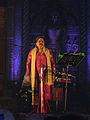 Usha Uthup at Toshali National Crafts Mela, Janata Maidan, Bhubaneswar 1.jpg
