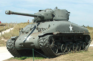 Utah Beach 2006-Sherman.jpg