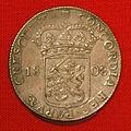 Utrecht, zilveren dukaat 1808.JPG